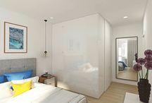 Квартира спальня