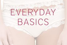 Our Basics Subscription / Everyday beautiful basics from $15 a panty. Upgrade your comfy classics with these girly panties. Shop www.pantybypost.com and get %10 off your first subscription.