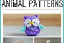 Animal Crochet Patterns