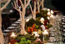 tafel versierings