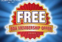 BDA Membership / BDA Memberships