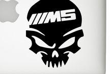 bmw logo calaberas