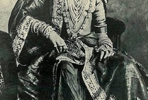 Vintage Indian bride