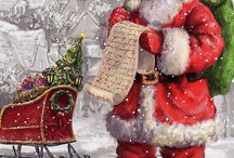 Vintage Christmas / by Tamara Lunde