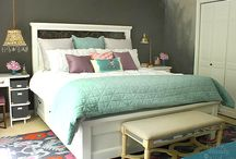 Bedroom / by Andrea Stephens