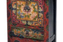 Mongolian furniture
