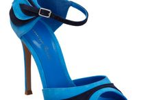 Heeled Sandals / by Lisa Menaster