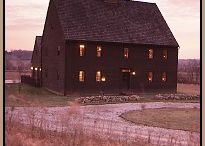 saltbox houses and other old homes / by Krista Morris