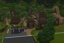 Sims 3 Community Lots
