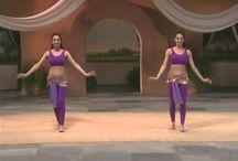 Belly dance beginner
