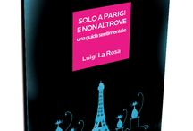 Solo a Parigi e non altrove Luigi La Rosa / Un libro d'arte, una guida dettagliata alla città di Parigi e ai suoi monumenti, un diario sentimentale, ma soprattutto un romanzo d'amore. Solo a Parigi e non altrove Ad est dell'Equatore Edizioni
