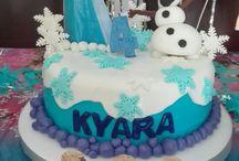 Frozen cumpleaños