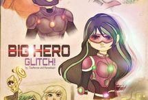 Big hero glich