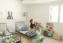 KIVA Kids Rooms / Al the cool Kids Rooms from KIVA Magazine