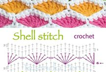 Vzory pletení a háčkování