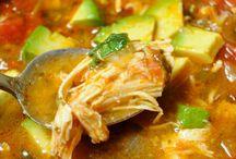 Paleo tortilla soup