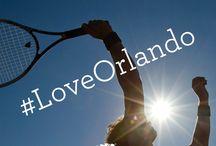 U.S. Open 2014 / www.visitorlandotennis.com / by Visit Orlando