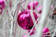 Pink Shabby Christmas / by Patty Vogl
