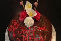 Anniversary cake / everything cakes for happy wedding anniversary celebration