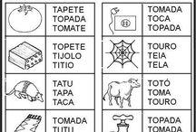 familia silabica do TTTT