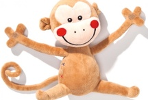 all about bobu / Bobu the curious monkey helps playtime turn into imagination time. / by LAZOO