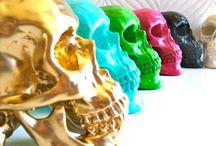 Skull / Skull in interior design