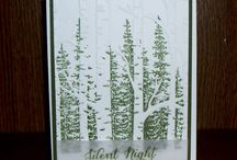 Woodland textured embossing SU