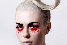 hairdo makeup fashion