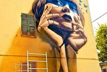 граффити и стрит-арт