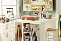 Crafty Spaces / by Lorrie Nunemaker