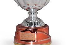 Copas / Copas de premiaciones de diferentes disciplinas deportivas