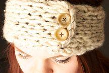 loom knit headbands