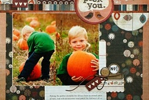 Fall Layouts / by Moira Coward