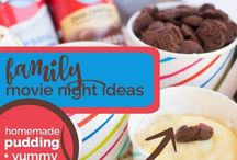 Family Night / Ideas for family nights, games, crafts, conversation