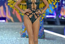 Victoria's Secret / Exclusive coverage backstage and runway. Exceptional fashion and clothing.