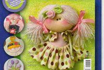 revistas bonecas