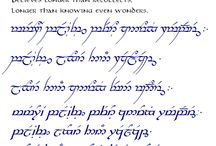 Lord of the Rings/elvish