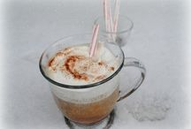 Winter Warm Up Beverages / Warm up your winter with our coffees, teas and wines