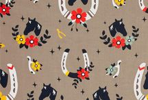 Equestrian Fabric/Textiles / All things equestrian for your home décor!