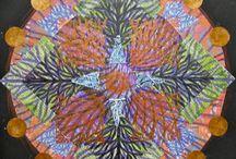 Mandalas/Yantras/Circles / Exploring the sacred circle. / by Rubber Grace