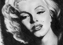 MARILYN MUNROE / One of the most beautiful woman who ever lived.