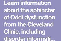 Sphincter of Oddi Dysfunction