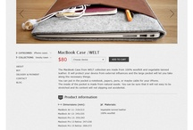 My very 1st board with web design / by Mihail Pronin