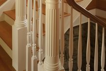 Stairways / A small collection of the beautiful staircases we have built.