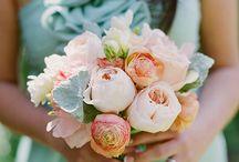 Duck Egg & Peach Wedding Inspiration
