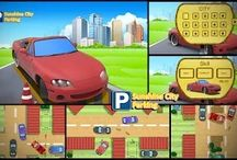 Cartoon Super Car Parking