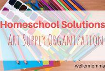 homeschool/orginization