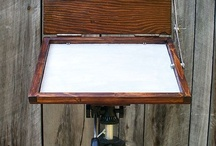 Plein Air Pochade Box ideas