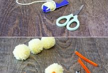 Easter / Crafts, decorations and recipes.