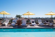Take a dip! Cool pools of Santa Barbara. / by Santa Barbara